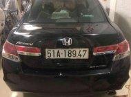 Bán xe Honda Accord năm sản xuất 2011, màu đen, nhập khẩu nguyên chiếc chính chủ, giá 650tr giá 650 triệu tại Tp.HCM