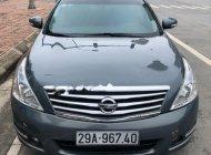 Bán Nissan Teana 2.0 AT sản xuất 2011, màu xám, nhập khẩu chính chủ giá 440 triệu tại Hà Nội