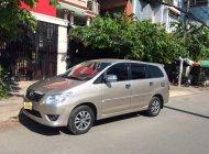 Cần bán Toyota Innova 2012, xe gia đình sử dụng còn zin, biển số đẹp giá 428 triệu tại Tp.HCM