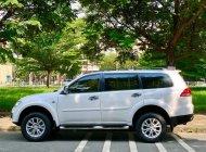 Gia đình cần bán Pajero 2017, số tự động, máy xăng, bản 3.0, màu trắng giá 583 triệu tại Tp.HCM
