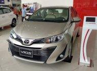 Bán xe Toyota Vios G đời 2019, màu vàng, giá tốt giá 606 triệu tại Tp.HCM