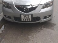 Bán Mazda 3 1.6 AT năm sản xuất 2009, màu bạc, nhập khẩu   giá 360 triệu tại Hà Nội