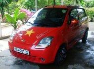 Cần bán gấp Chevrolet Spark năm 2010, màu đỏ, xe đi rất êm và cực kì lợi xăng giá 120 triệu tại Quảng Trị