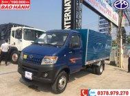 Xe tải thùng bạt Dongben Q20, thùng dài 3m3, giá rẻ giá 250 triệu tại Bình Dương
