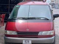 Bán Toyota Previa sản xuất năm 1991, màu đỏ, nhập khẩu nguyên chiếc  giá 134 triệu tại Đồng Tháp