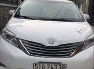 Cần bán Toyota Sienna đời 2013, màu trắng, full đồ chơi giá 1 tỷ 950 tr tại Tp.HCM