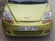 Bán ô tô Chevrolet Spark năm sản xuất 2010, màu xanh lam, xe nhập giá 110 triệu tại Hà Nội