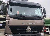 Bán xe Howo 4 chân màu nâu, xe ben năm 2019 tại Đà Nẵng, Bình Định và miền Trung Tây Nguyên giá 1 tỷ 430 tr tại Bình Định