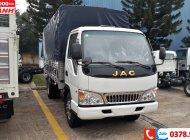 Xe tải JAC L250 2tấn4 - Thùng bạt , kín dài 4m3 giá 392 triệu tại Bình Dương