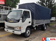 Xe tải thùng bạt  JAC L250 2tấn4 - kín dài 4m3 giá 392 triệu tại Bình Phước