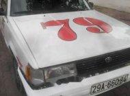 Bán Toyota Camry năm sản xuất 1984, màu trắng, nhập khẩu giá 55 triệu tại Hà Nội