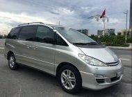 Bán Toyota Previa 2.4AT 2005, màu bạc, nhập khẩu giá 466 triệu tại Bình Dương