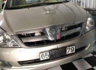 Cần bán xe cũ Toyota Innova sản xuất 2006, màu bạc giá 285 triệu tại An Giang