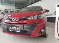Bán xe Toyota Vios 1.5G sản xuất năm 2019, ưu đãi hấp dẫn giá 581 triệu tại Tp.HCM