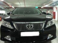 Bán Toyota Camry 2.5 AT sản xuất 2013, màu đen chính chủ giá 780 triệu tại Hà Nội