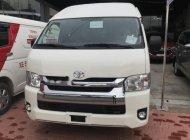Bán ô tô Toyota Hiace sản xuất năm 2018, màu trắng, nhập khẩu nguyên chiếc, giá chỉ 900 triệu giá 900 triệu tại Tp.HCM