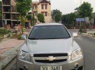 Bán xe Chevrolet Captiva số tự động sản xuất 2008, màu bạc giá 275 triệu tại Hà Nội