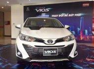 Bán xe Toyota Vios G 2019, màu trắng giá 591 triệu tại Khánh Hòa