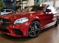 Bán Mercedes C300 2019, màu đỏ. Ưu đãi hấp dẫn giá 1 tỷ 897 tr tại Hà Nội