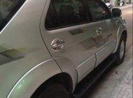 Bán xe Toyota Fortuner V máy xăng, số tự động, màu bạc, sản xuất 12/2010, một đời chủ giá 530 triệu tại Tp.HCM