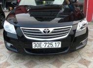 Bán Toyota Camry 2.4G 2007, màu đen, nhập khẩu nguyên chiếc, 435 triệu giá 435 triệu tại Vĩnh Phúc