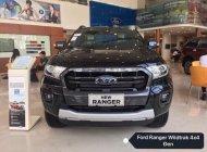 Bán Ford Ranger Wildtrak Bi đời 2019, màu đen, nhập khẩu nguyên chiếc giá 880 triệu tại Tp.HCM