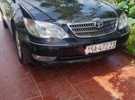 Bán ô tô Toyota Camry 2.4G năm 2004, màu đen chính chủ  giá 333 triệu tại Hà Nội
