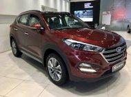 Bán Hyundai Tucson đời 2019, màu đỏ, ưu đãi hấp dẫn giá 830 triệu tại Tp.HCM