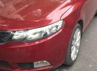 Bán Kia Forte 1.6 AT đời 2011, màu đỏ   giá 382 triệu tại Hà Nội
