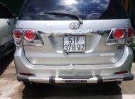 Cần bán xe Toyota Fortuner đời 2015, màu bạc giá 745 triệu tại Tp.HCM