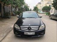 Bán Mercedes C200 Kompressor sản xuất năm 2008, màu đen chính chủ giá 439 triệu tại Hà Nội