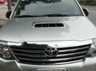 Bán Toyota Fortuner 2.5 MT đời 2016, màu bạc giá 795 triệu tại Hà Nội