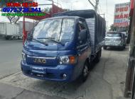 Xe tải JAC 1t25 thùng kín mở cửa hông dài 3m2 giá 280 triệu tại Lâm Đồng