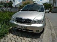Bán ô tô Kia Carnival GS 2.5 MT sản xuất năm 2007, màu bạc   giá 210 triệu tại Tp.HCM