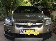 Bán Chevrolet Captiva đời 2008, màu vàng, nội thất mới giá 380 triệu tại Đồng Nai