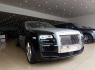 Bán Rolls-Royce Ghost Series II màu đen sản xuất 2015 đăng ký cá nhân giá 20 tỷ 800 tr tại Hà Nội