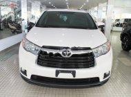 Bán Toyota Highlander màu trắng đời 2015, mới 100% nhập khẩu Mỹ  giá 2 tỷ 250 tr tại Tp.HCM