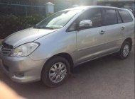 Cần bán gấp Toyota Innova MT sản xuất 2010, màu bạc giá 345 triệu tại Sóc Trăng