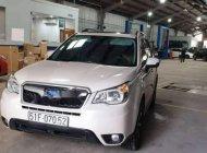 Cần bán gấp Subaru Forester đời 2014, màu trắng, nhập khẩu, 800 triệu giá 800 triệu tại Tp.HCM