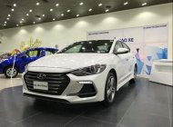 Bán ô tô Hyundai Elantra Sport năm 2019, màu trắng giá 700 triệu tại Sóc Trăng