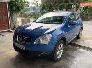 Bán Nissan Qashqai đời 2008, màu xanh lam, xe nhập giá 360 triệu tại Quảng Ninh