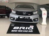 Cần bán xe Honda Brio 1.2L đời 2019, màu bạc, nhập khẩu   giá 448 triệu tại Đắk Lắk