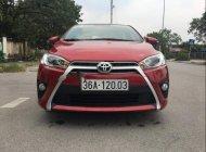 Bán Toyota Yaris màu đỏ, số tự động, xe nhập khẩu nguyên chiếc, gia đình mua sử dụng từ mới, đầu 2015 giá 510 triệu tại Hà Nội