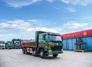Bán xe ben Howo 3 chân - 4 chân V7G sản xuất 2019 Euro 5, xe nhập khẩu 100% giá 1 tỷ 600 tr tại Tp.HCM