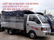 Xe tải JAC 1.25 tấn thùng 3m2 hỗ trợ vay ngân hàng tối đa 0376614205 giá 300 triệu tại Tp.HCM