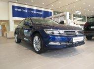 Bán Volkswagen Passat 2018, màu xanh lam, nhập khẩu nguyên chiếc từ Đức giá 1 tỷ 480 tr tại Tp.HCM