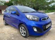 Bán xe Kia Morning 1.25MT sản xuất năm 2013, màu xanh lam  giá 205 triệu tại Ninh Bình
