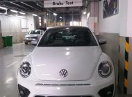 Bán xe Volkswagen Beetle 2018, màu trắng, nhập khẩu giá 1 tỷ 499 tr tại Tp.HCM