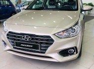 Bán ô tô Hyundai Accent 1.4 MT đời 2019, màu vàng cát giá 438 triệu tại Tp.HCM
