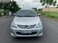 Cần bán Toyota Innova G năm 2010, màu bạc giá 355 triệu tại Hải Dương